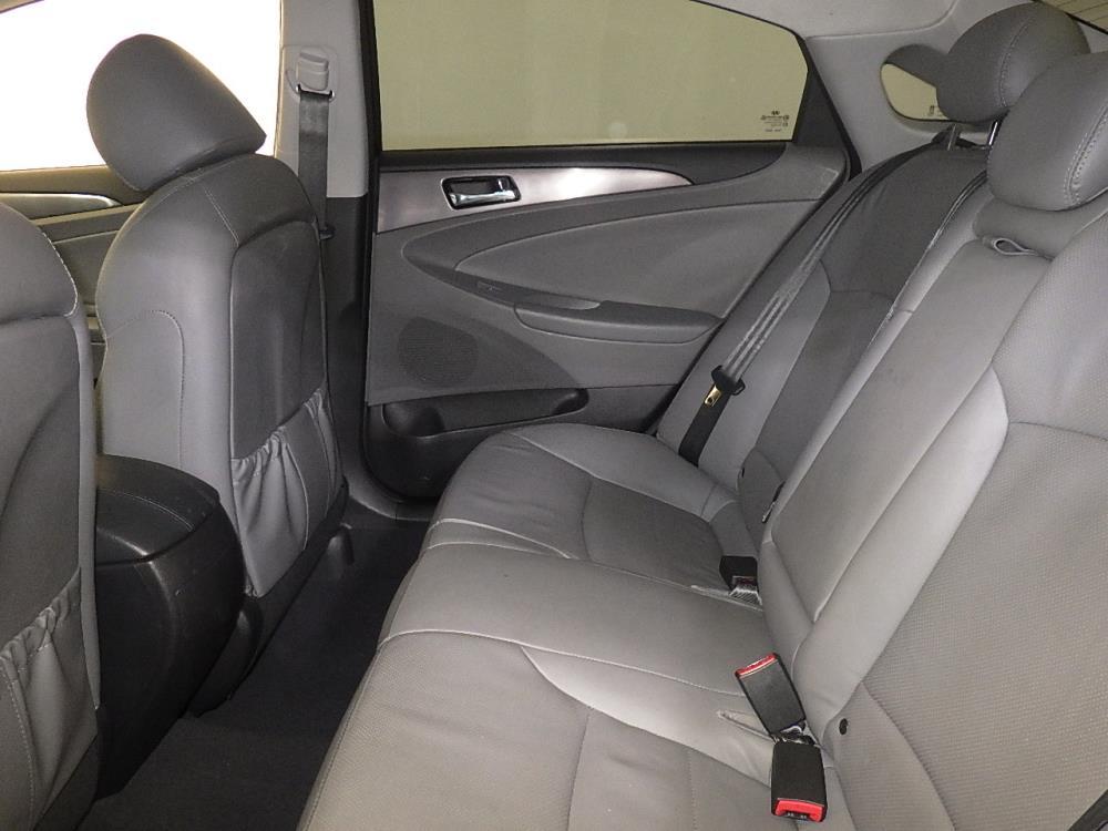 2014 Hyundai Sonata Hybrid Limited - 1120140154