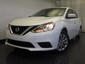 2017 Nissan Sentra - 1120140230