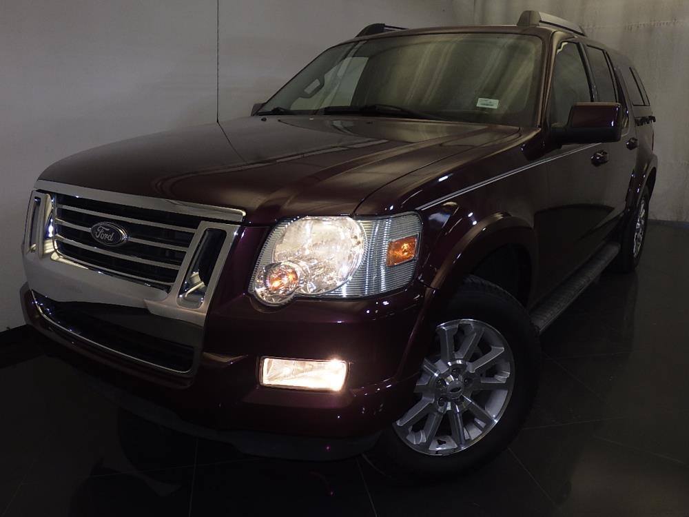 2008 Ford Explorer - 1120140509