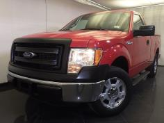 2013 Ford F-150 Regular Cab XLT 8 ft