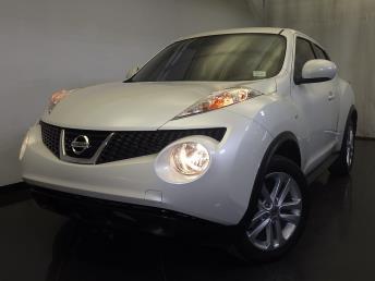 2014 Nissan JUKE SV - 1120140697