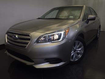 2015 Subaru Legacy 2.5i Premium - 1120140709