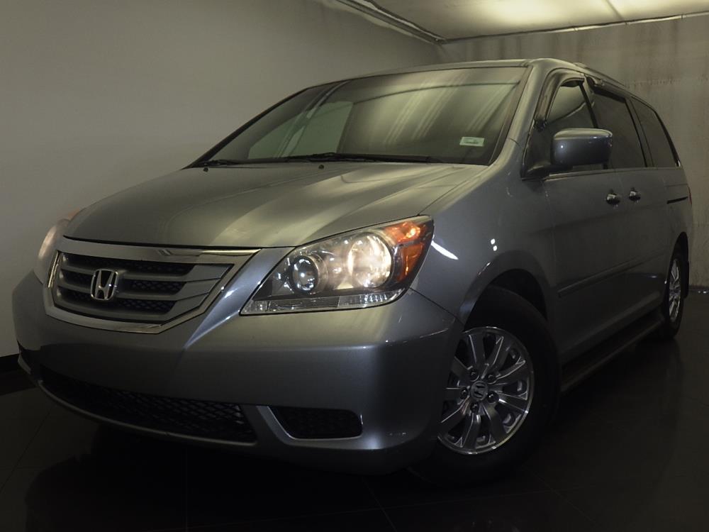 2010 Honda Odyssey EX-L - 1120140718
