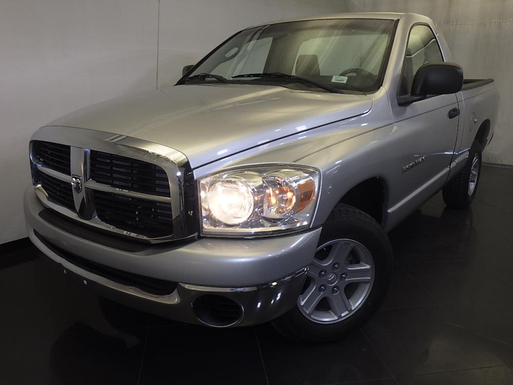 2007 Dodge Ram 1500 - 1120140778