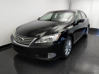 2011 Lexus ES 350  - 1120140988