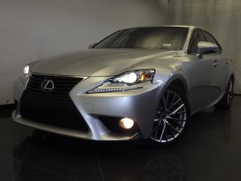 2014 Lexus IS 250  - 1120141108