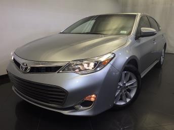 2015 Toyota Avalon XLE - 1120141114