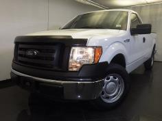 2012 Ford F-150 Regular Cab XL 8 ft