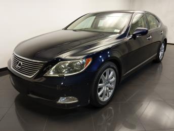 2008 Lexus LS LS 460 - 1120141370