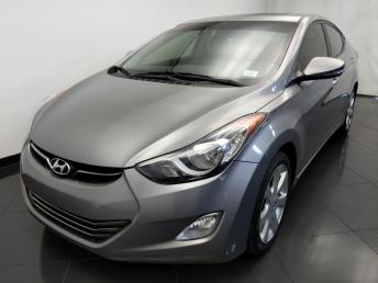 Used 2012 Hyundai Elantra