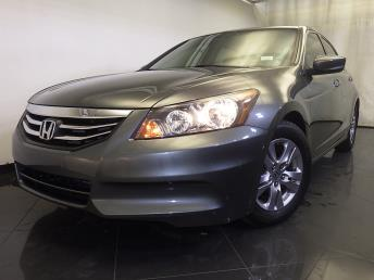 Used 2012 Honda Accord