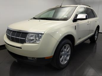 2008 Lincoln MKX  - 1120141907