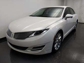 2016 Lincoln MKZ  - 1120142156