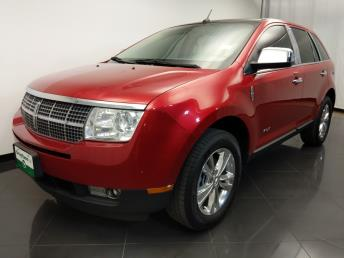 2010 Lincoln MKX  - 1120142213