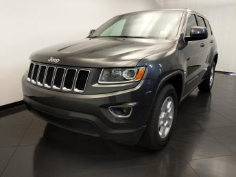 2016 Jeep Grand Cherokee Laredo - 1120142309