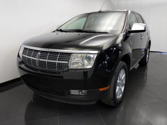 2009 Lincoln MKX  - 1120142411