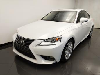 2015 Lexus IS 250  - 1120142506