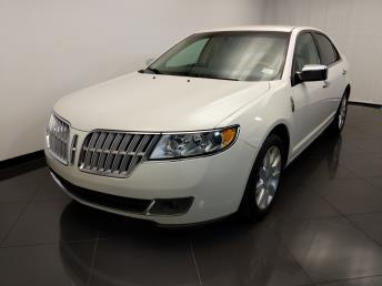 2012 Lincoln MKZ  - 1120142540