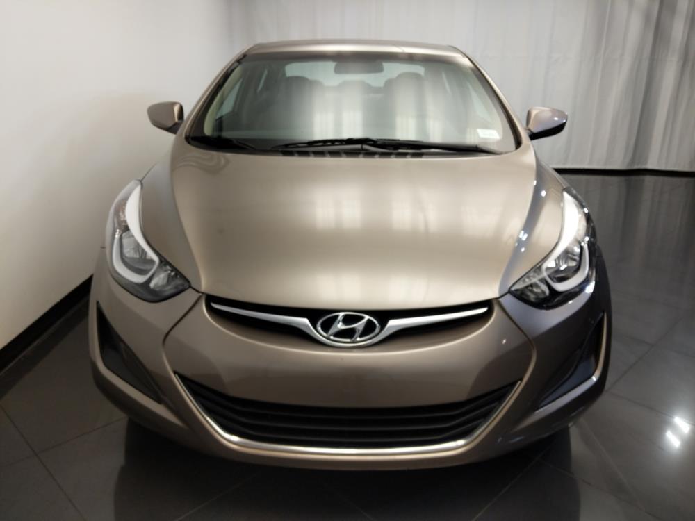 2016 Hyundai Elantra SE - 1120142567