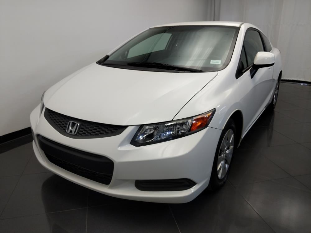 2012 Honda Civic LX - 1120142610