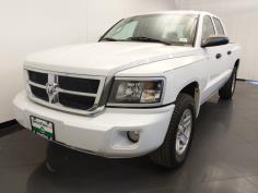 2010 Dodge Dakota Crew Cab Big Horn/Lone Star 5.25 ft