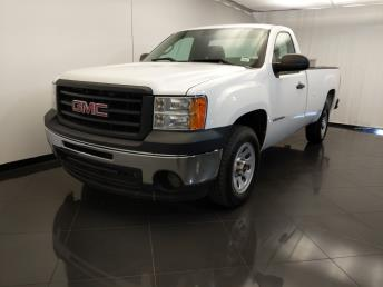 Used 2012 GMC Sierra 1500