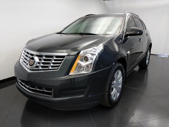 2016 Cadillac SRX  - 1120142963