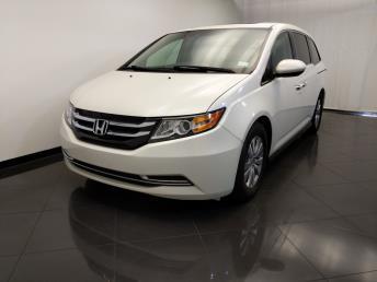 2015 Honda Odyssey EX-L - 1120143023