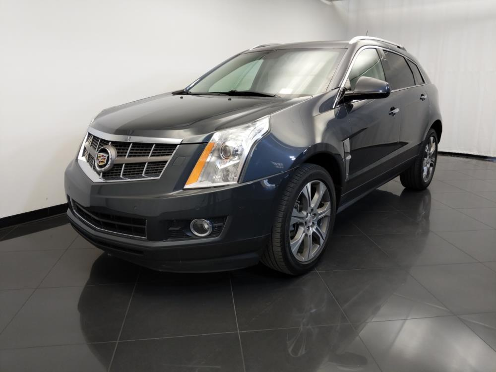 2012 Cadillac SRX  - 1120143201