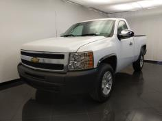 2011 Chevrolet Silverado 1500 Regular Cab Work Truck 6.5 ft