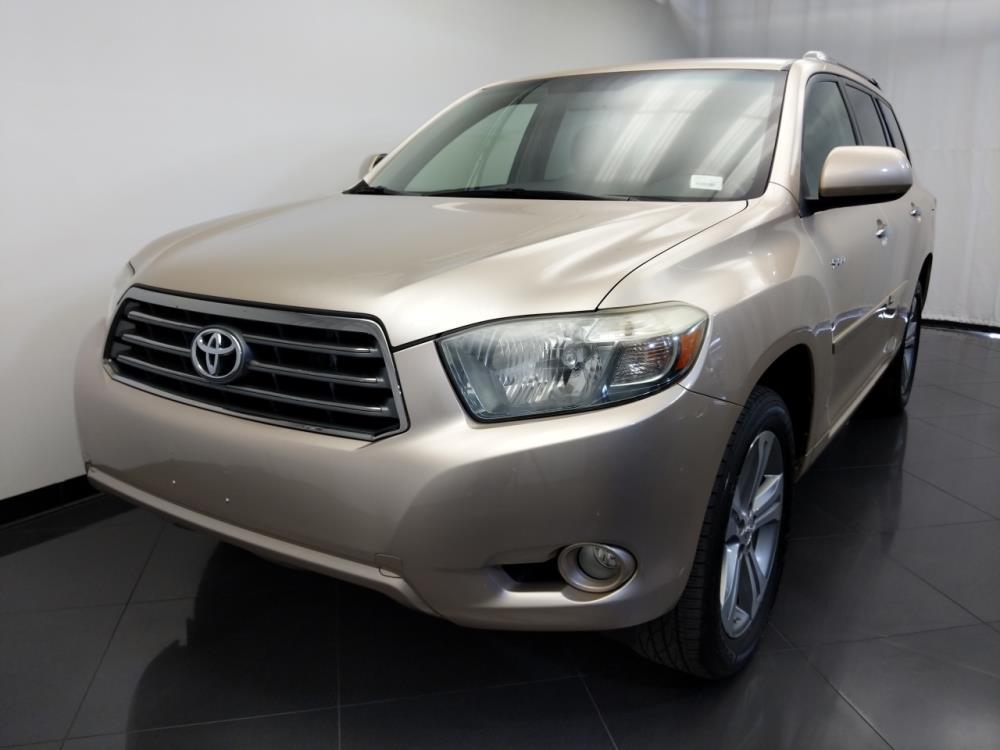 2008 Toyota Highlander Sport - 1120143247