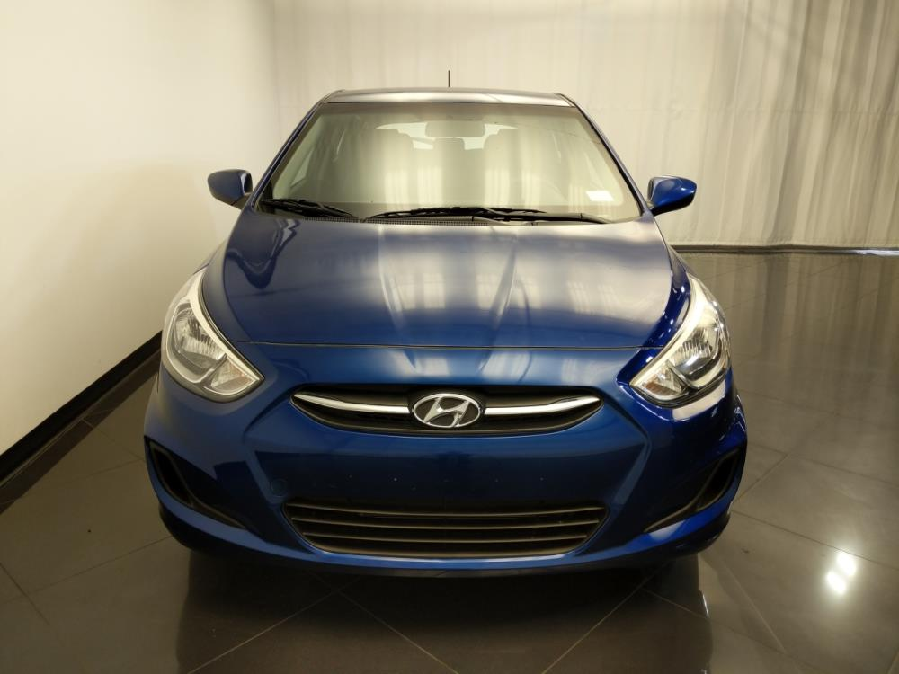 2015 Hyundai Accent GS - 1120143266
