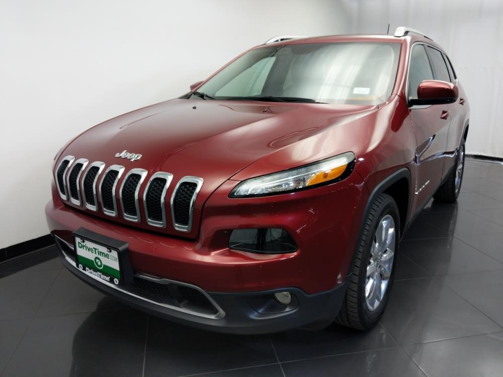 2016 Jeep Cherokee Limited - 1120143331