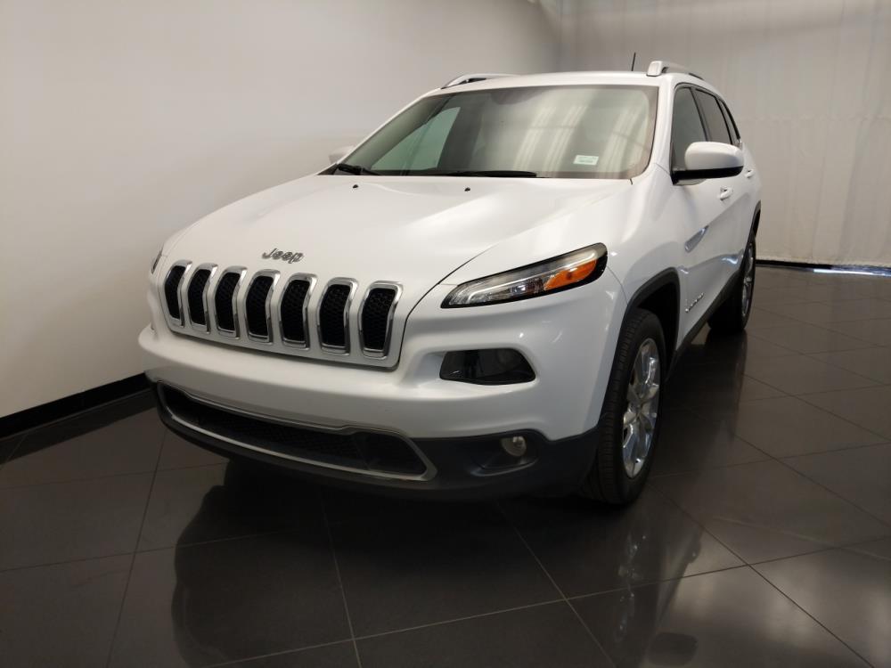 2017 Jeep Cherokee Limited - 1120143351