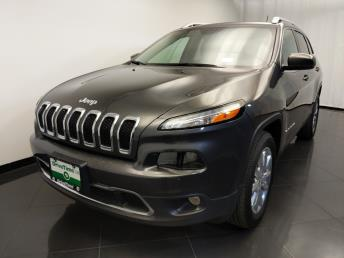 2016 Jeep Cherokee Limited - 1120143355
