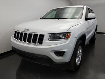 Used 2016 Jeep Grand Cherokee