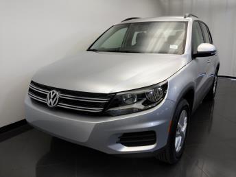 Used 2015 Volkswagen Tiguan