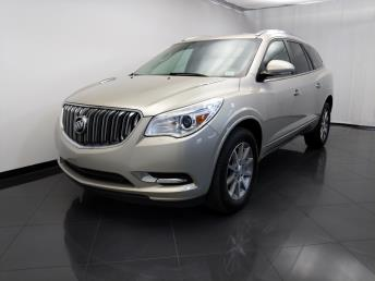 2015 Buick Enclave Leather - 1120143488