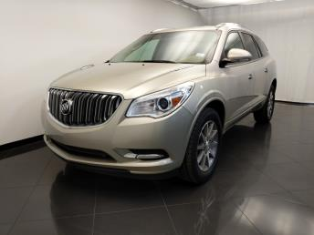 2015 Buick Enclave Leather - 1120143489
