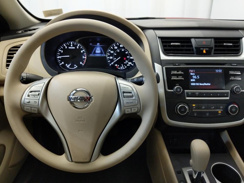 2016 Nissan Altima 2.5 S - 1120143776