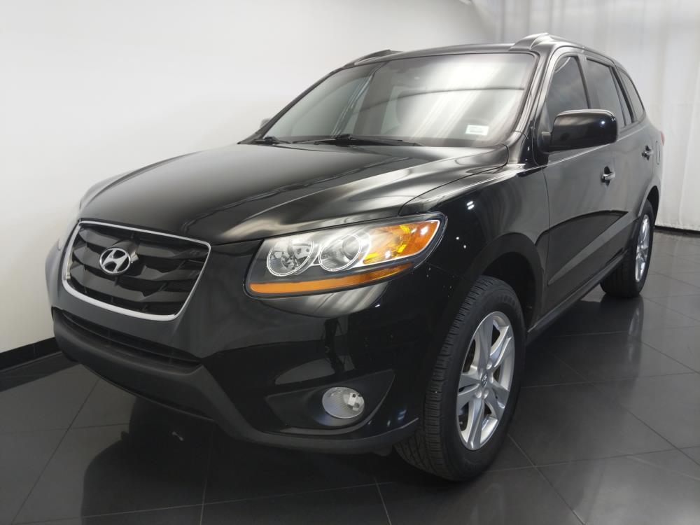 2011 Hyundai Santa Fe Limited - 1120143874