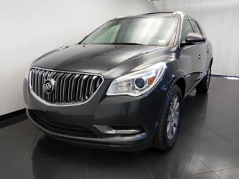 2014 Buick Enclave Leather - 1120143883