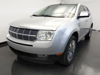 2010 Lincoln MKX  - 1120143920