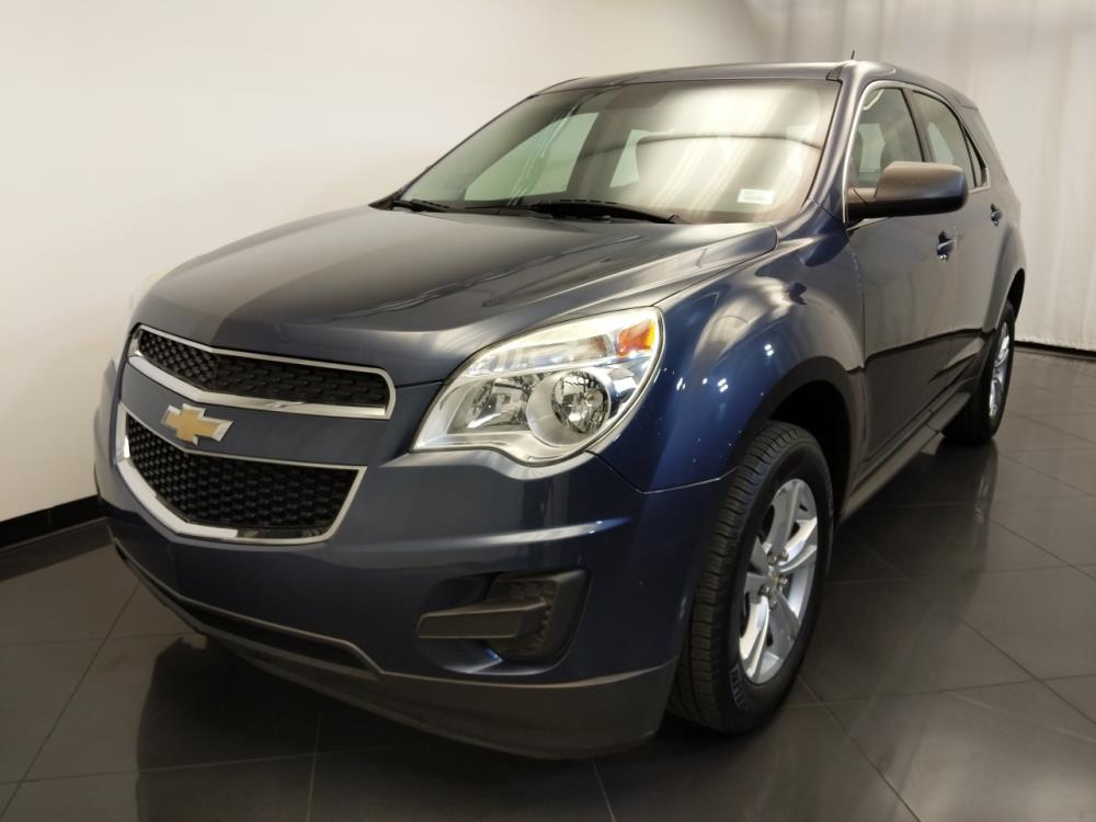 2014 Chevrolet Equinox LS - 1120143923