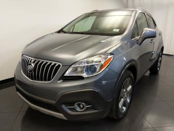Used 2013 Buick Encore