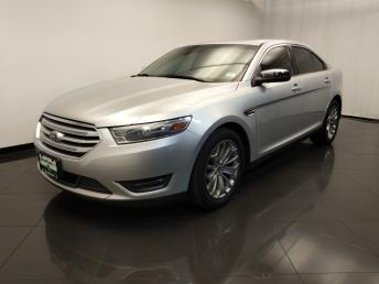 Used 2013 Ford Taurus