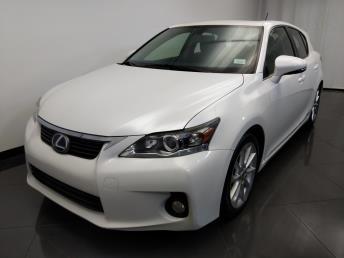 Used 2012 Lexus CT 200h