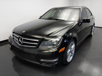 2014 Mercedes-Benz C 300 4MATIC Sport  - 1120144046