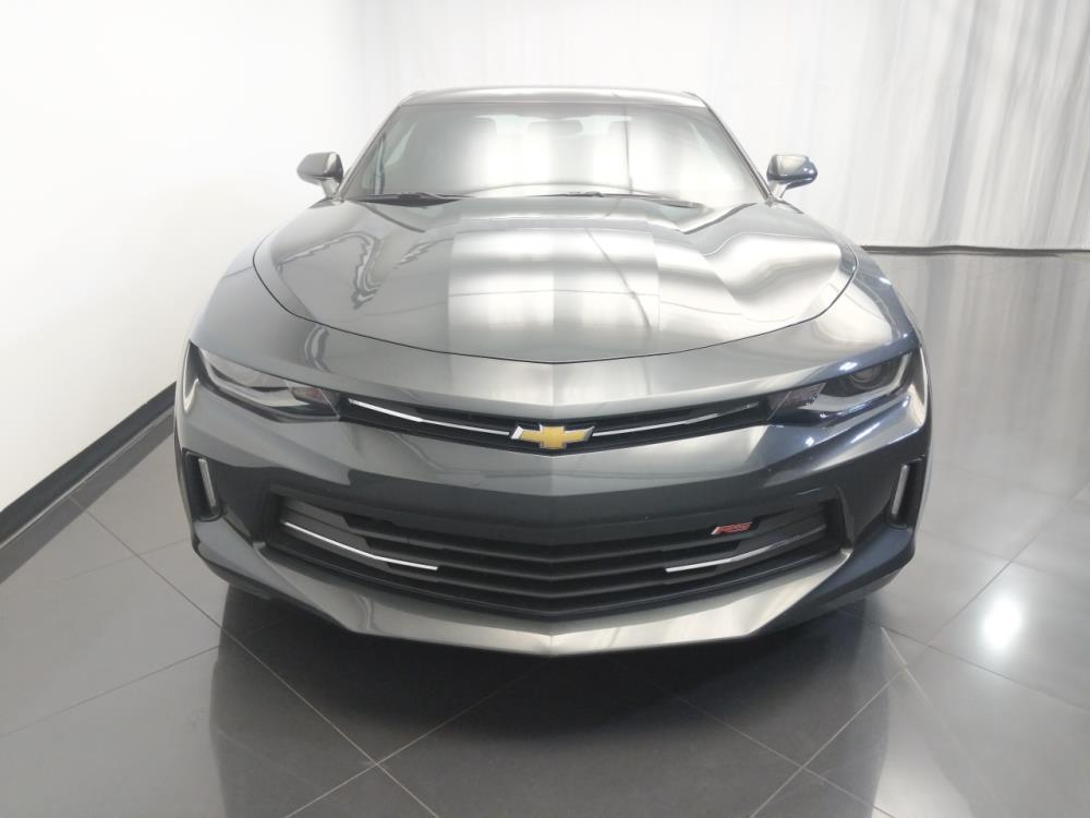 2017 Chevrolet Camaro LT - 1120144141
