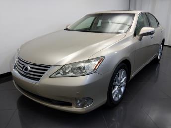 2010 Lexus ES 350  - 1120144164